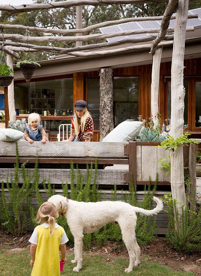 14 best artists homes the strawbale eco home of fashion designer
