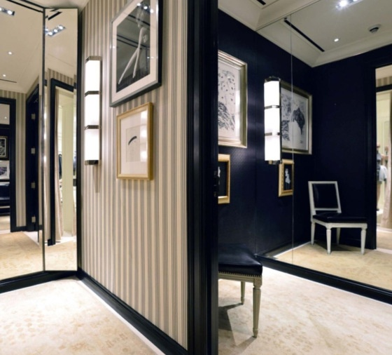 13 Best Retail Fitting Rooms Images On Pinterest