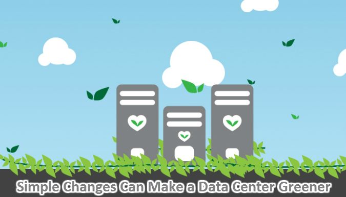 KB about simple changes that can help you to make a data center more green and echo friendly, including information on points to be considered for making changes in DC and much more.