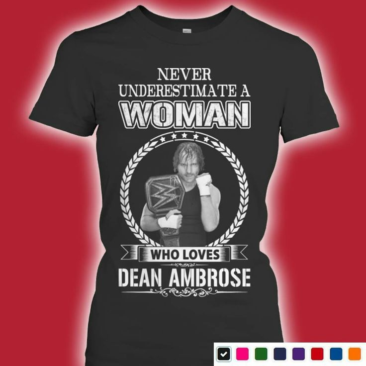 Dean Ambrose                                                                                                                                                                                 More