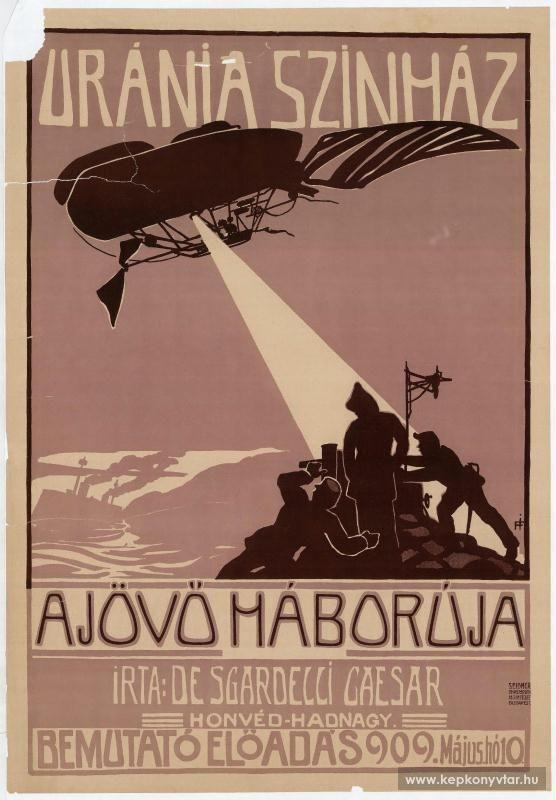 A jövő háborúja 1909