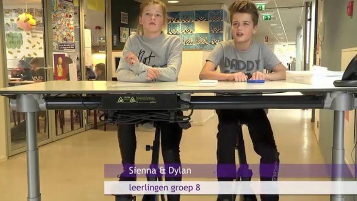 Taal-, reken- of een andere schoolles terwijl de leerlingen springen, hinkelen, rennen of kniebuigingen maken. De bewegingen maken het leren leuk en uitdagend, maar ook makkelijker door de koppeling aan bijvoorbeeld een getal, som, letter of spellingsregel. >>> inspiratie voor nieuwe beweegopdrachten vind je natuurlijk op: http://www.TOP-tot-TEEN-spel.nl