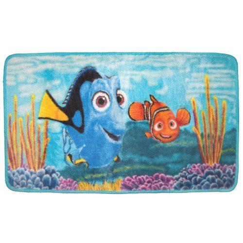 Finding Nemo Bath Towel Set: 25 Best Images About Kids Bathroom Ideas On Pinterest