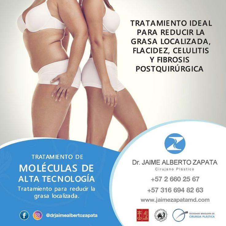 ::: REDUCCIÓN DE GRASA LOCALIZADA :::   MOLÉCULAS DE ALTA TECNOLOGÍA.  Con este tratamiento logras resultados asombrosos en la disminución de grasa localizada, flacidez, celulitis y fibrosis postquirúrgica.  #grasalocalizada #flacidez #celulitis #fibrosis #estetica #calico #beauty #cute #spa #skincare #rejuvenecimientopiel #reducirmedidas #eliminargrasa #eliminarcelulitis #eliminarflacidez #cuidadodelapiel #deusasmedicalspa  #calicolombia #colombia