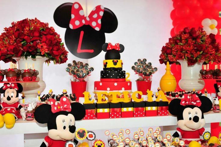 Minnie para Letícia!!!