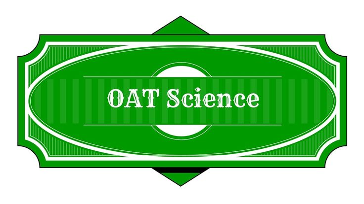 OAT Test Study Guide
