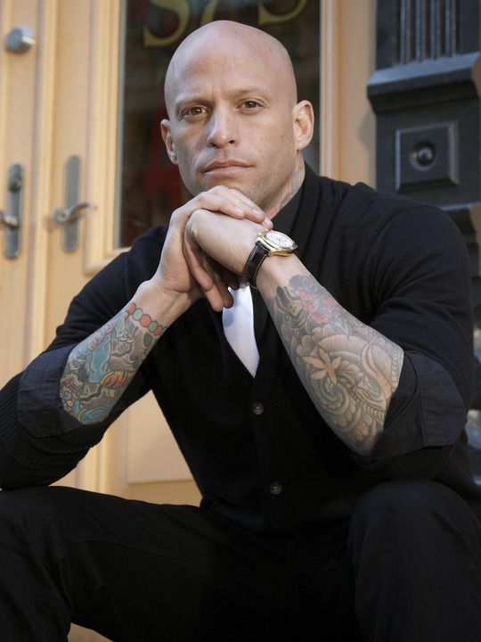 Ami James. I love men with tattoos.
