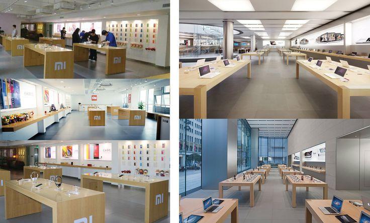 Xiaomi Apple Store copy