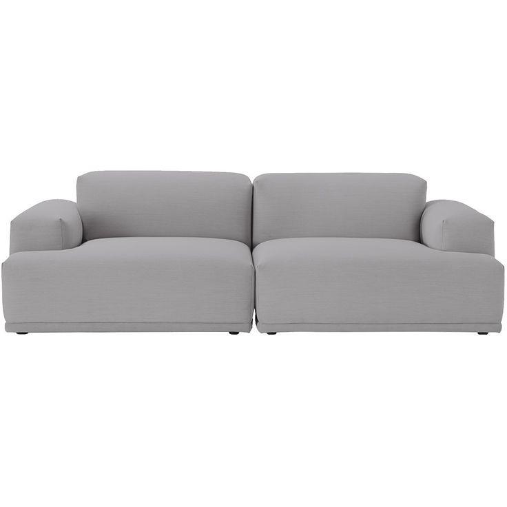 Muuto Connect Sofa Remix Fabric