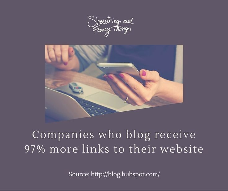 Does Your eCommerce Store Need a Blog? #branding #contentmarketing #socialmedia #onlinemarketing