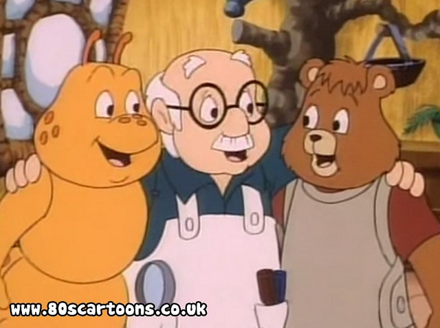 Teddy Ruxpin by 80sCartoons, via Flickr    Ted would kick his ass in a fight
