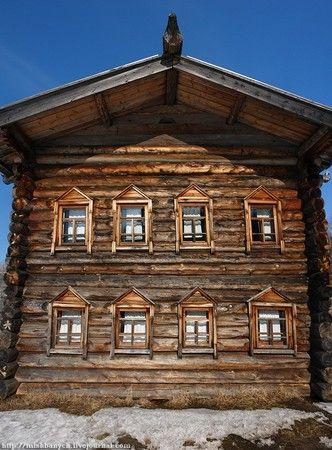 Два севера: Архангельск и Северодвинск
