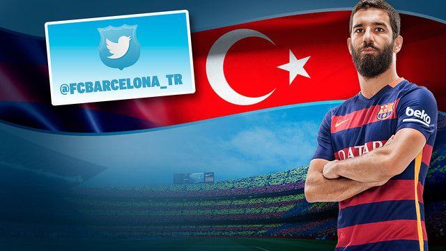 Török Twitter csatornát indított a Barcelona