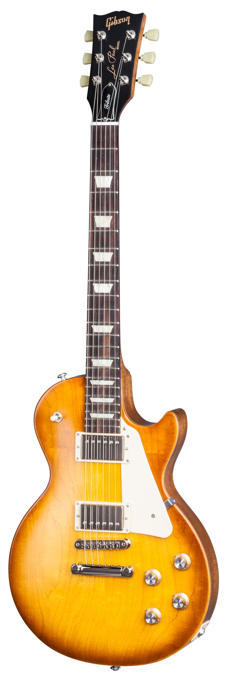 Gibson Les Paul Tribute T 2017 Faded Honey Burst Main Product Image