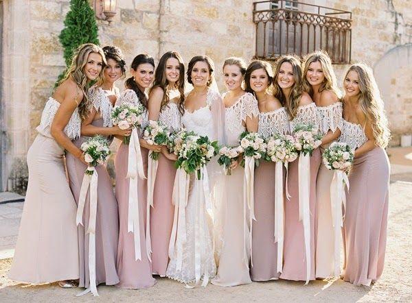 Bridesmaids Dress / Nedime Elbiseleri