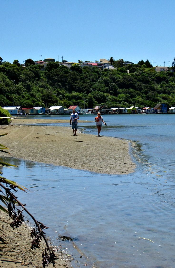 Pauatahanui Inlet, Wellington. New Zealand