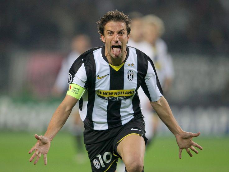 Alessandro Del Piero - Juventus FC and Italian legend