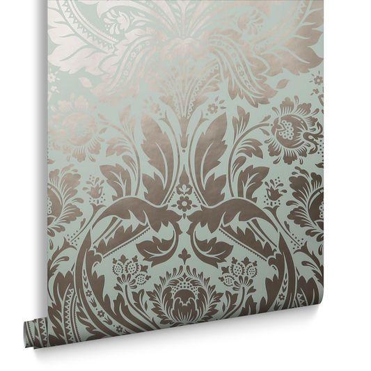 Erik Palmer Brown Wallpaper: 17 Best Ideas About Mint Wallpaper On Pinterest