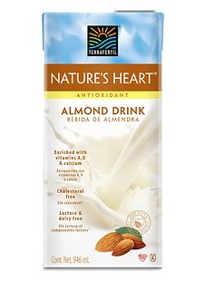 Natures Heart - Terrafertil - Almond MIlk