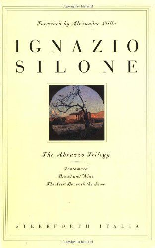 """""""On a group of theories one can found a school; but on a group of values one can found a culture, a civilization, a new way of Iiving together among men."""" - The Abruzzo Trilogy: Fontamara, Bread and Wine, The Seed Beneath the Snow by Ignazio Silone"""