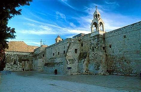 Church of the Nativity, Bethelem Israel