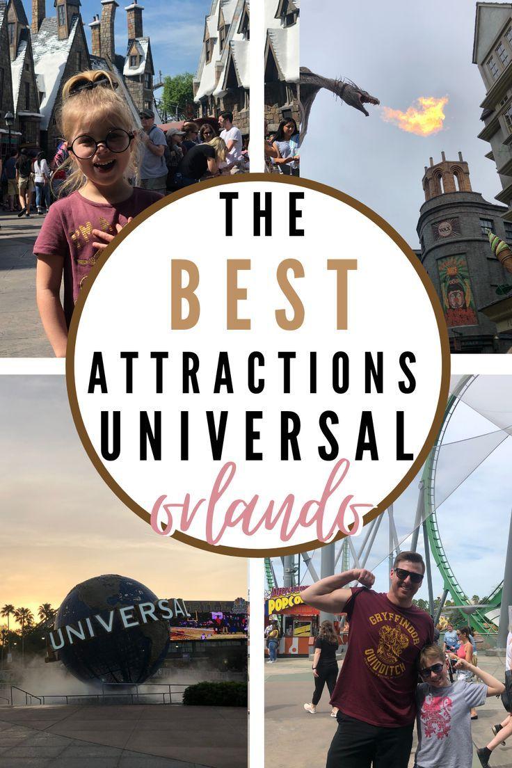 The Top Twelve Best Universal Orlando Attractions With Kids Attractions In Orlando Orlando Florida Travel Universal Islands Of Adventure