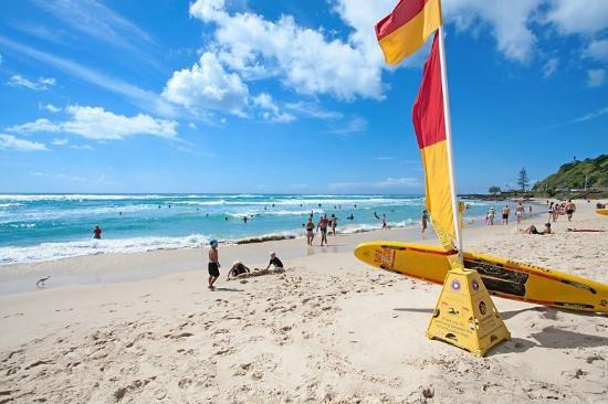 Kirra Beach #Gold Coast #Australia