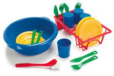 Dishwashing set  from http://www.ebay.com.au/itm/Dantoy-Dishwashing-Set-/271262854334?pt=AU_Toys_Hobbies_Pretend_Play&hash=item3f2886acbe