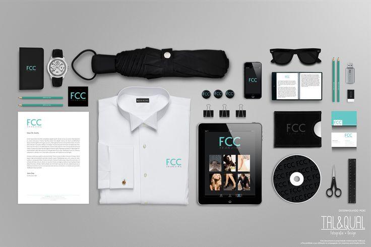 Identidade de Marca  FCC BRANDING http://www.fccbranding.com/  Desenvolvido por: Tal&Qual