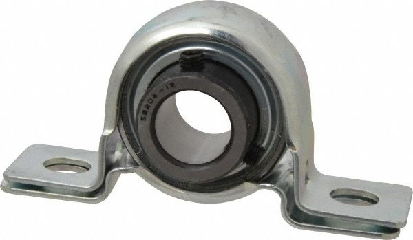 Two-bolt #FlangeMountBearing are diamond shaped and have two holes  for mounting bolts, one on each side of the bearing.https://goo.gl/FIaANH