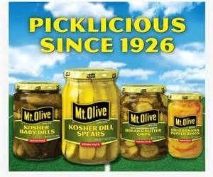 mt. olive pickles - Bing Images
