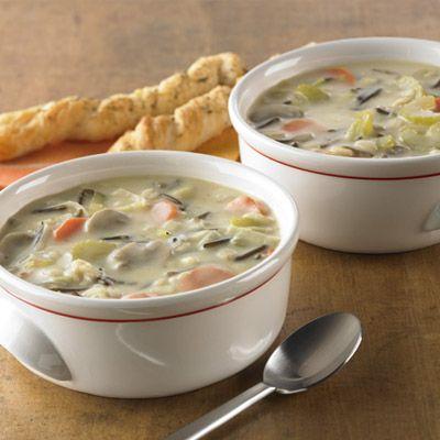 schlotzsky's chicken and wild rice soup recipe