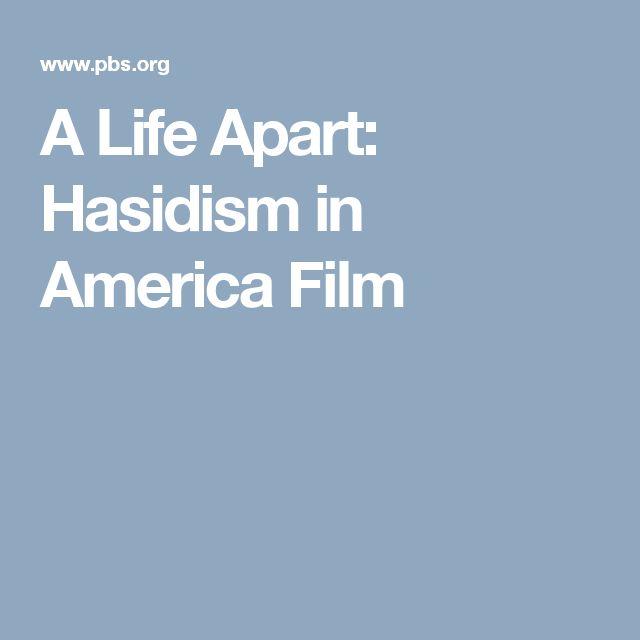 A Life Apart:  Hasidism in America Film