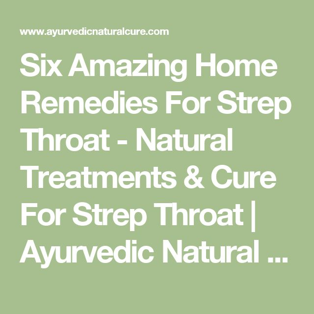 Closed around Cure for strep throat masturbation involves