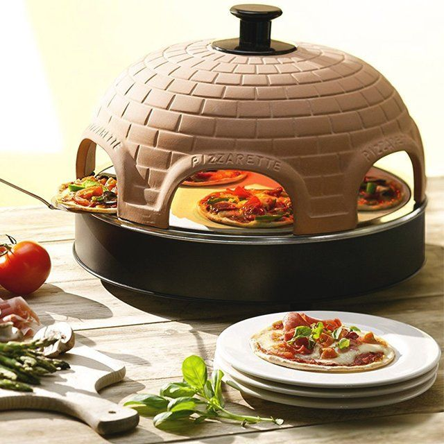 Pizzarette Tabletop Pizza Oven #Cook, #Oven, #Pizza, #Quick