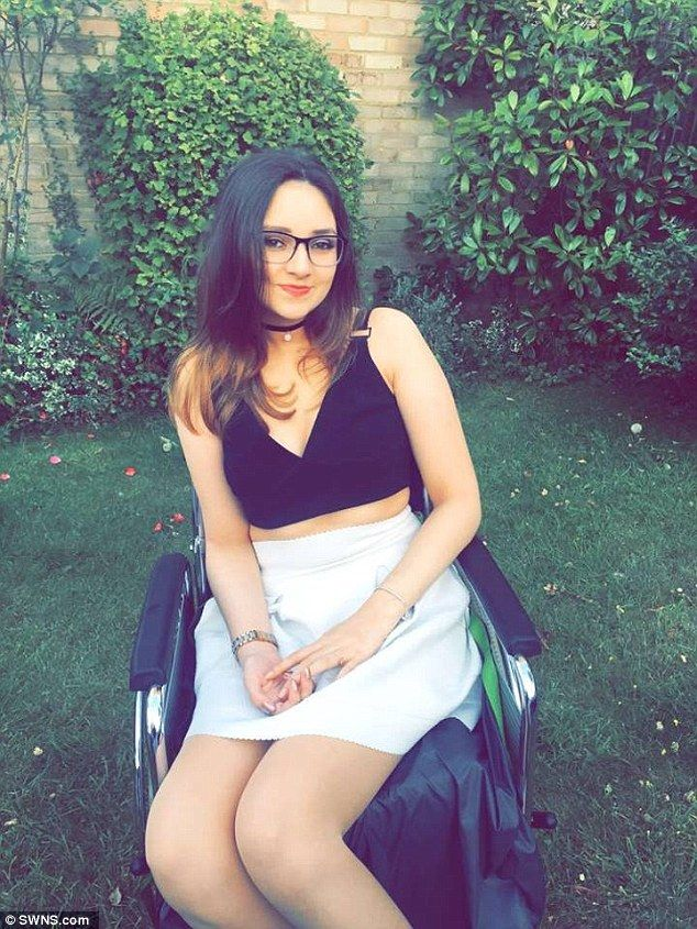Ruby Shallom, 16, started to suffer from stomach spasms, dizziness, pain, headaches and fatigue just weeks after having the HPV jab. But in May she woke up with no feelings in her legs