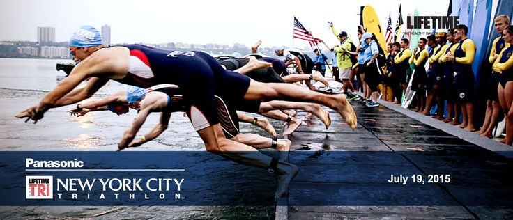 NYC-Tri- July 2015 - My first Olympic!