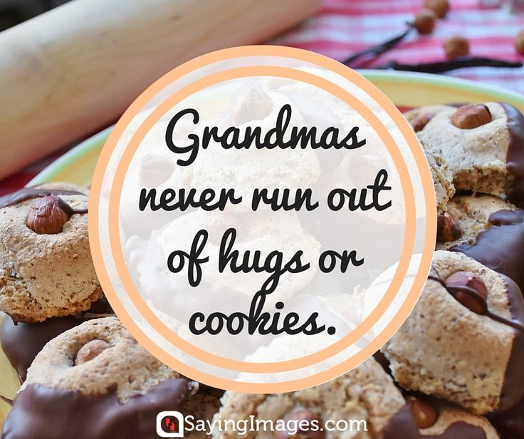 25 Sweet and Funny Grandma Quotes #sayingimages #grandma #quotes