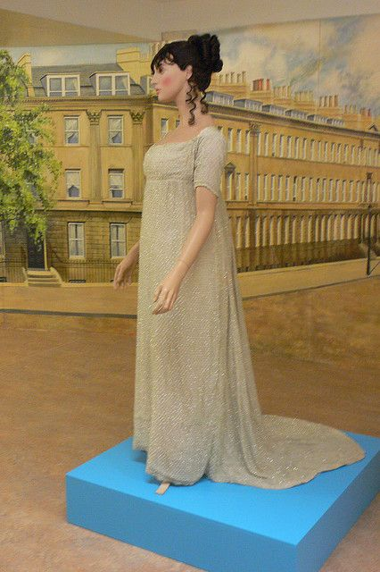 museum regency dresses | Regency Dress from the Fashion Museum in Bath | Flickr - Photo Sharing ...