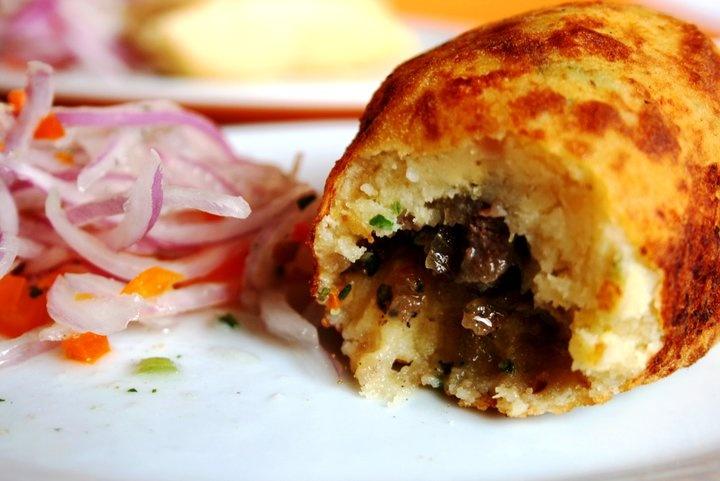 papa rellena! | Food | Pinterest