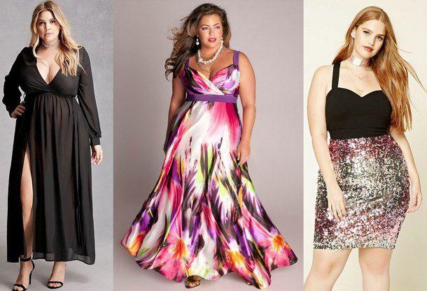 Модные платья 2018 года для полных - http://god-2018s.com/moda/modnye-platya-2018-goda-dlya-polnyx