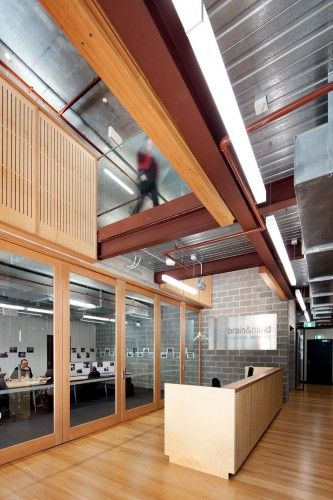 Youth Mental Health Building, Brain and Mind Research Institute / BVN Architecture | ArchDaily