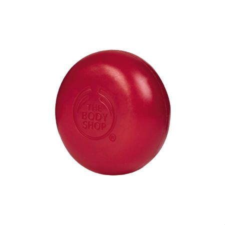 The Body Shop Limited Edition Frosted Cranberry Soap