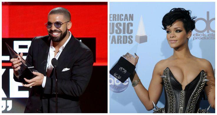Amerikan Müzik Ödülleri Sahiplerini Buldu: Gecenin Kazananları Rihanna ve Drake