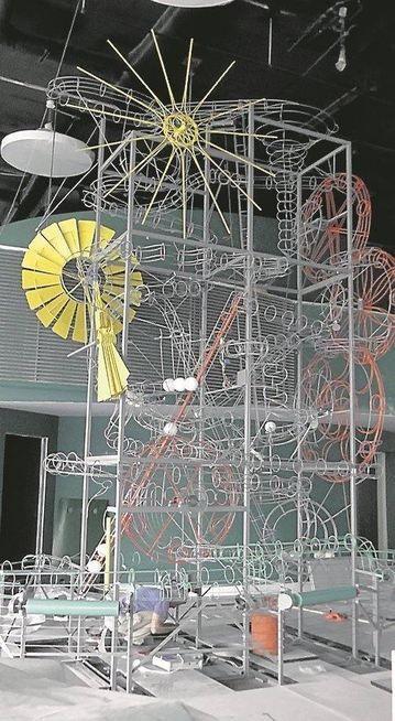 Kugelbahn bietet Physik zum Anfassen - Kreis - Eßlinger Zeitung