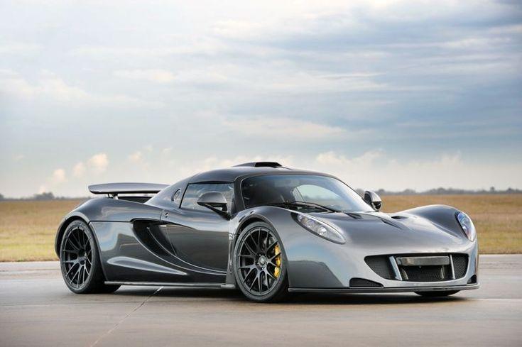 Top 10: le 10 auto di serie più veloci al mondo