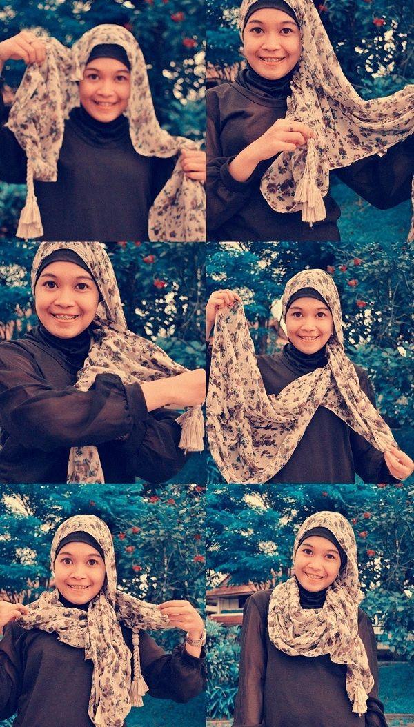 Hijab Tutorial Pictures 2013 aaaa ¸±±¾