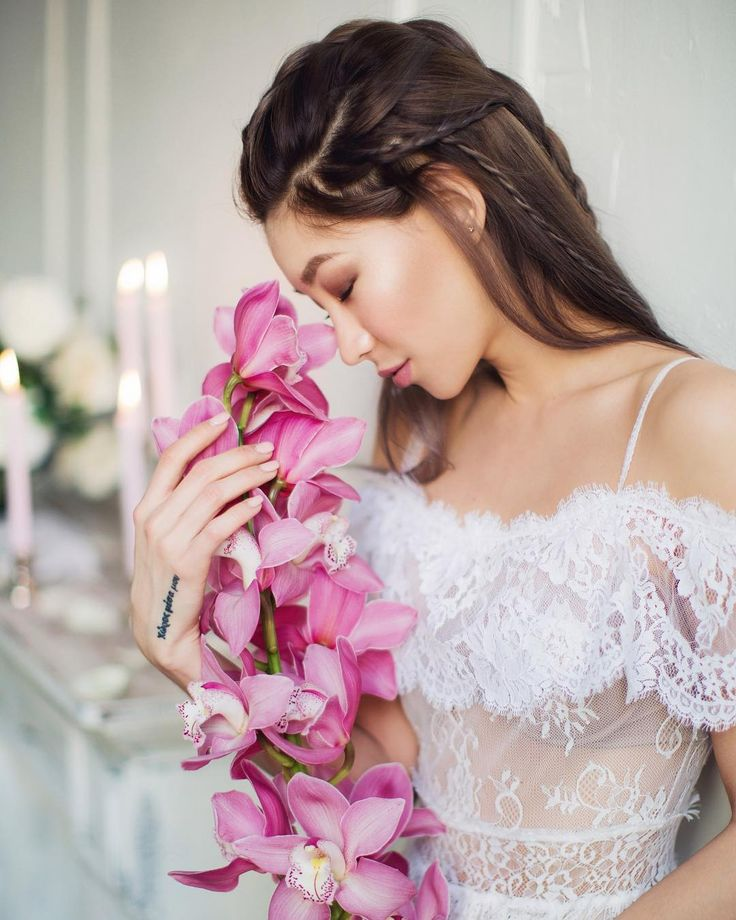 #bridalhair #свадебнаяприческа #hairstyle