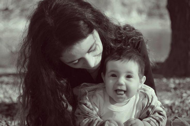 Bebe y mama Noa baby 5 meses