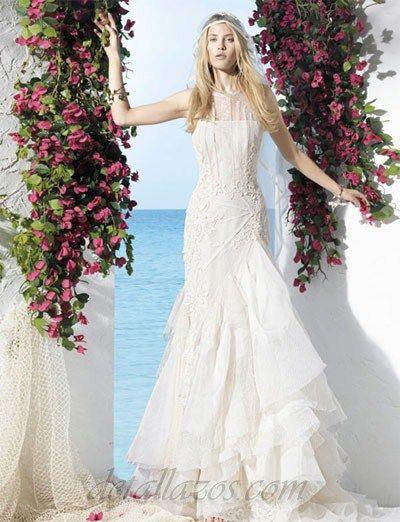 Comprar vestidos de novia ibicencos
